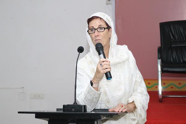 GIZ India Country Director Visits VVIT