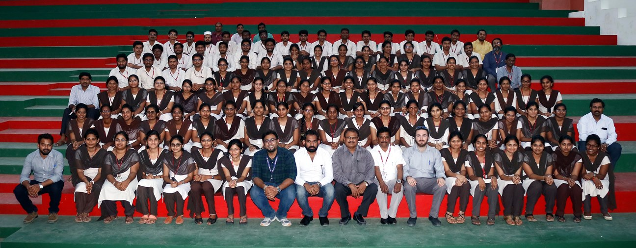 allsec selected students